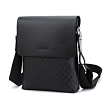 31643522a37 Men Business Messenger Bag Cross Body Male Fashion Casual Single Shoulder  Bags Briefcase Black