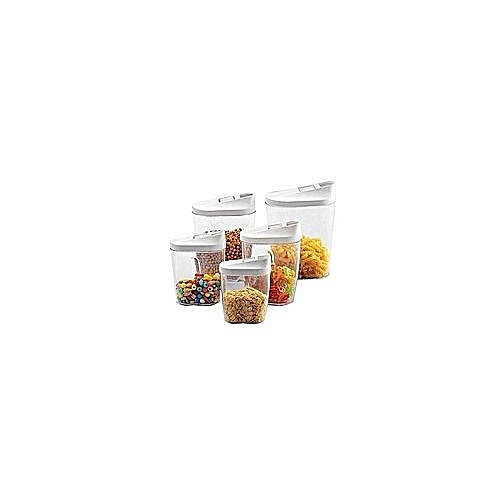 Cereal Container Set-10piece