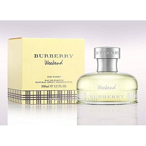 Burberry Weekend Eau De Parfum For Women 100 Ml Jumia Ng
