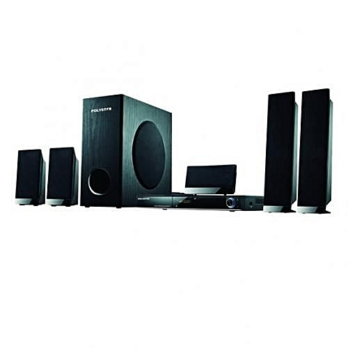 Bluetooth Home Theatre System PV-BK722B DVD/5.1CH With HDMI