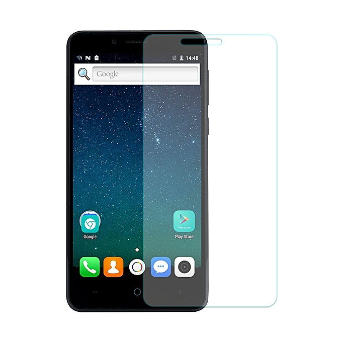 9H Tempered Glass Screen Protector For Leagoo Kiicaa Power - Transparent
