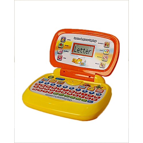 Children Learn And Grow Laptop Toy