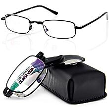 0664210ed82ae QUALITY BLACK BELT PORTABLE Foldable Noble Wear Anti-reflection Coated  Reading Glasses +4.00 (