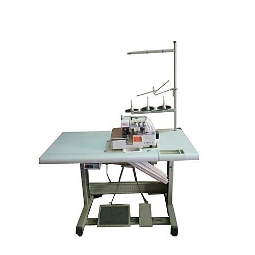 Industrial Overlocking Sewing Machine - Weaving Machine
