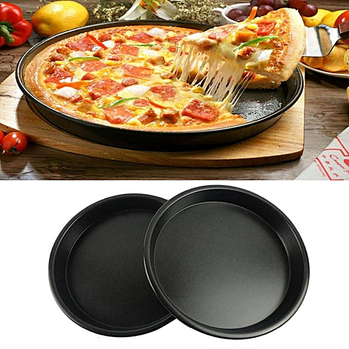 9 Inch Pizza Plate Baking Tools Pizza Tray Home