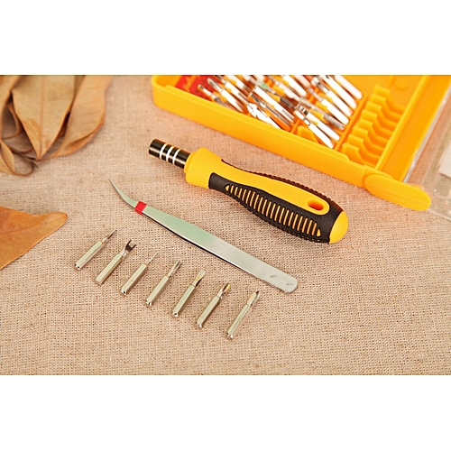 32PC Multi-Function Screwdriver 2 Set Manual Repair Tools