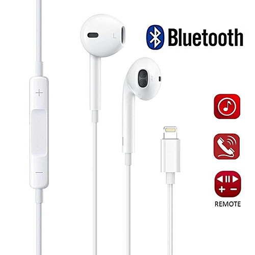 Earbuds microphone apple
