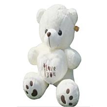 7db964461397 Big Size I Love You Teddy Bear (50cm) With Free Rose