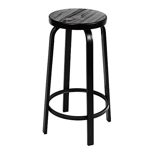 Industrial Retro Urban Metal Bar Stool Cafe Factory Chair Furniture #70cm