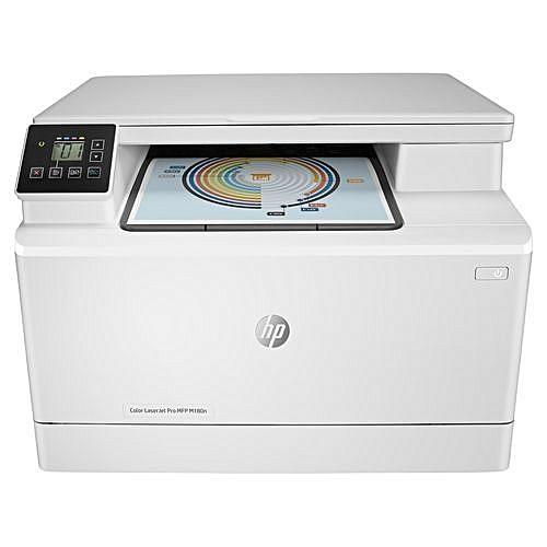 Color LaserJet Pro M180n Multi-function Printer(T6B70A)