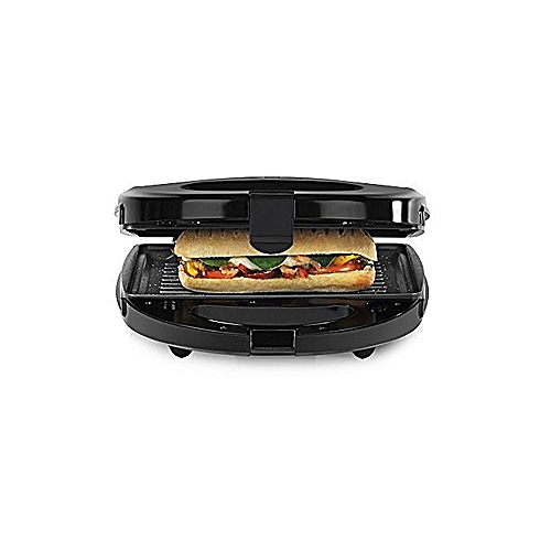 3-in-1 Snack Machine - Sandwich, Waffle & Grill Maker