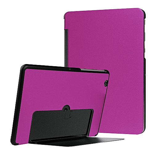 PU Leather Folio Slim Compact Flip Stand Case Cover For LG G Pad 10.1 PP