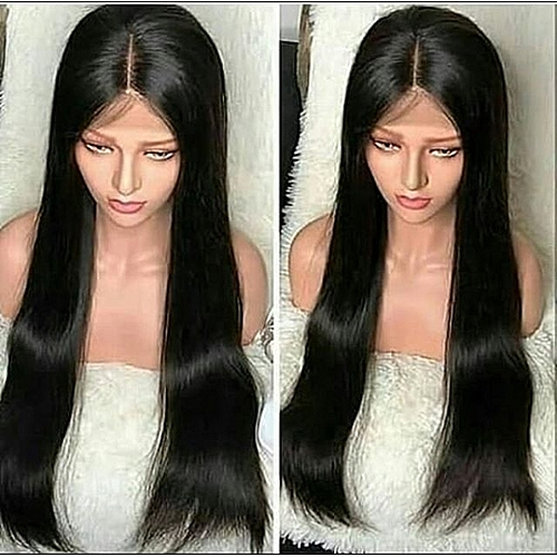 """Lace Closure Straight Hair Wig 24"""""""