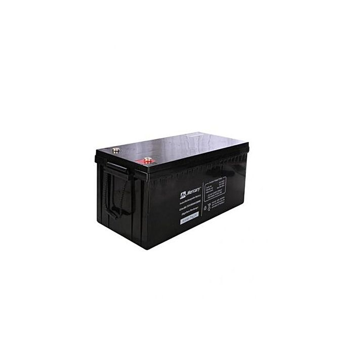 12volts 200amps Korea Deep Cycle Solar Battery