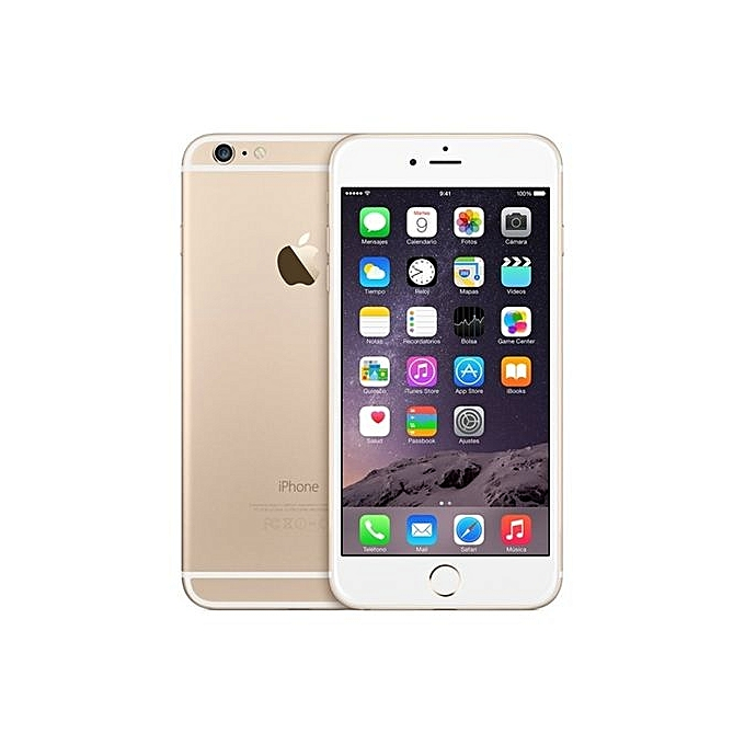 wholesale dealer 48998 52f5b IPhone 6 16GB Smartphone - Gold