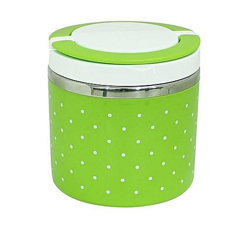Food Flask - Green