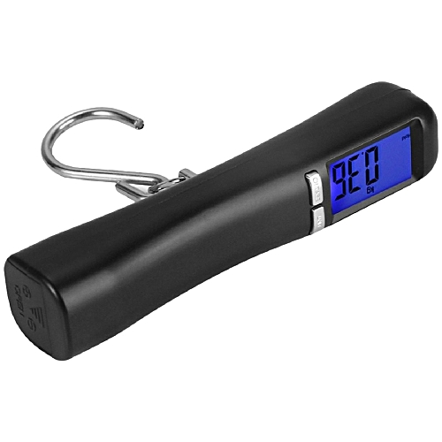 Steelyard Balance 40kg X 10g Mini Portable Electronic Scale Weight Luggage Scale Digital Travel Hanging Hook Scale
