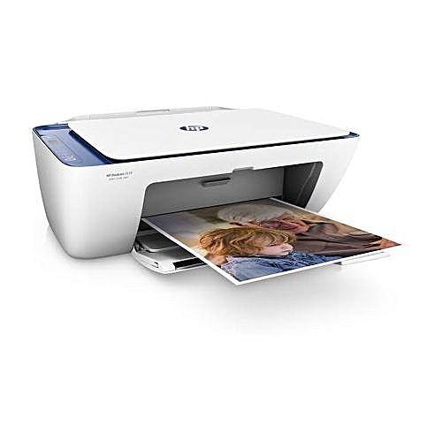 DeskJet 2630 3-in-1 Multifunction Wi-Fi Inkjet Printer