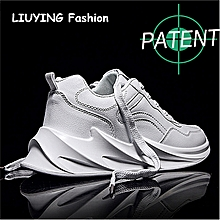 9f81706a6f50d Men Casual Athletic Outdoor Sneakers-White