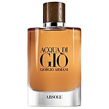 8aff8181fe Giorgio Armani Acqua Di Gioia EDT 100ml. ₦ 24,000. Buy now · Acqua Di Gio  Absolu EDP For Men 125ml