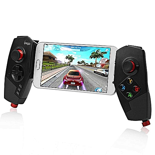 Spider Wireless Bluetooth 3.0 Telescopic Gamepad Controller Joystick For Game Movie Music For 6.3 Inch Pad LBQ
