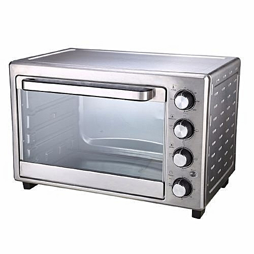 Masterchef Microwave Oven Grill Toaster With Timer