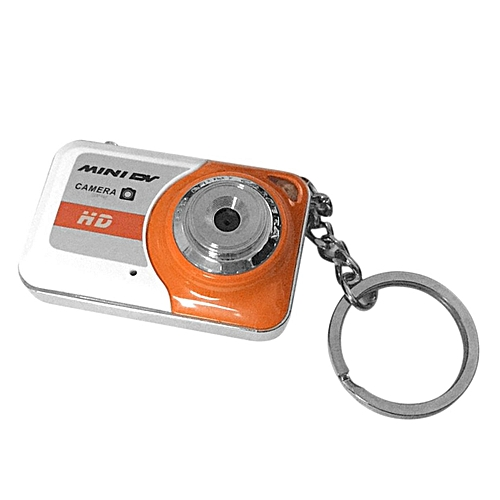 TA HD Ultra Portable 1280*1024 Mini Camera X6 Video Recorder Digital Small Cam -orange