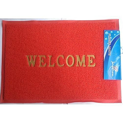 Foot Mat- Available In 3 Colours (blue,black ,red)