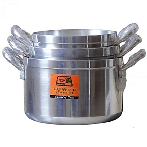 3 Set Cooking Pot