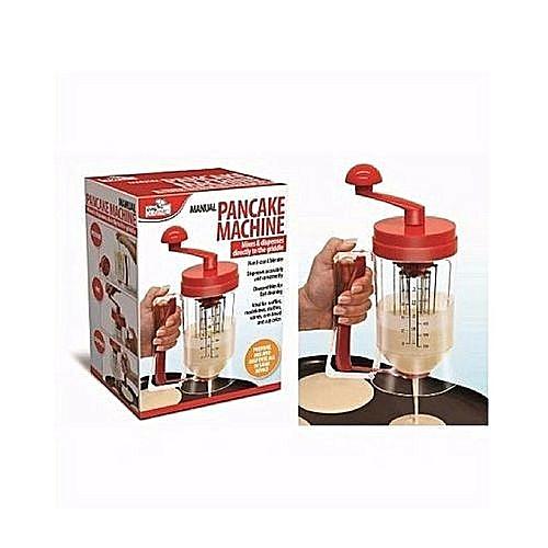 Manual Pancake Mixer & Dispensing Jug