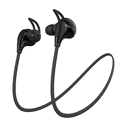2df4bc22de6 Oraimo Sports Bluetooth Headphone With Mic BT4.1 OEB-E53D - Black ...