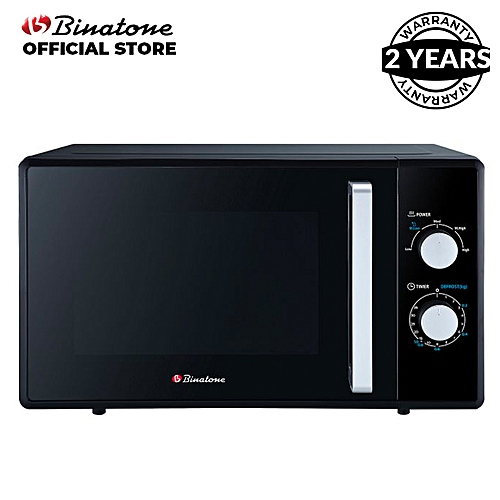 MWO 2520 25 Litre Microwave Oven - Black