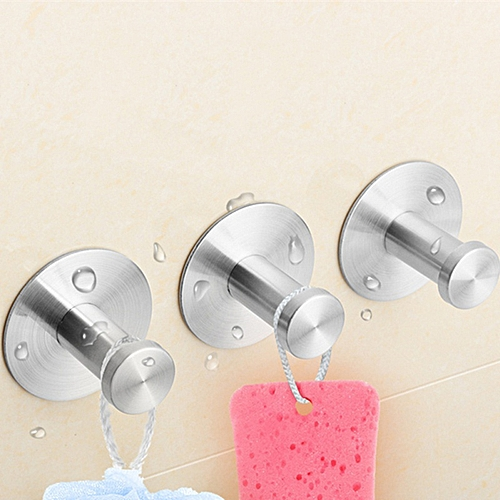 Suction Cup Holder Removable Bathroom Hooks