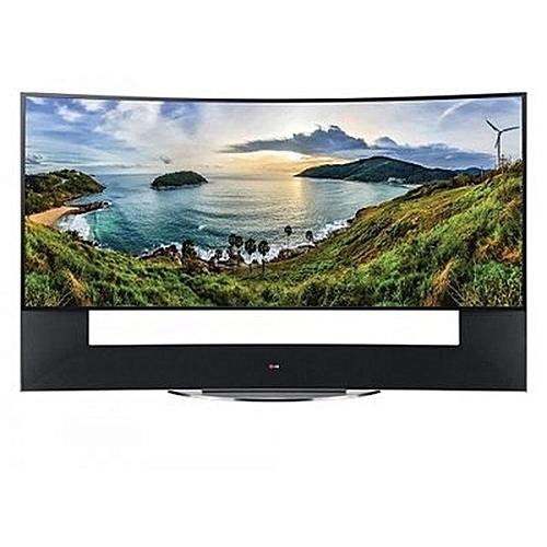 "Curved 4K UHD Smart LED TV - 105"" -104.6"" Diagonal"