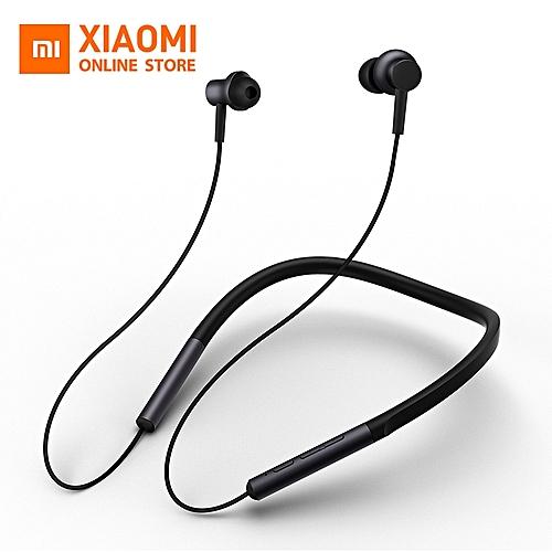 Mi Bluetooth Neckband Earphones Apt-x Hybrid Dual Cell With Mic