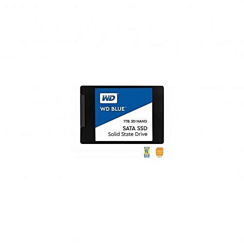 BLUE SOLID STATE DRIVE SSD