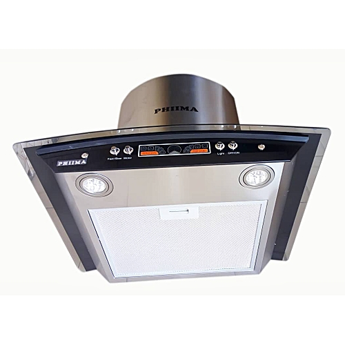 60cm Range Hood CO6BF BLACK (With Charcoal Filter)