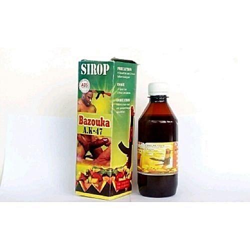 Bazouka Ak 47 Penis Enlargement Syrup