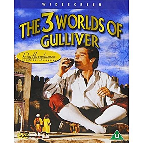 3 Worlds Of Gulliver, The [DVD] (English Audio. English Subtitles)