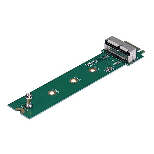 Adapter Card To M.2 NGFF X4 For MacBook Air 2013 2014 2015 A1465 A1466 SSD