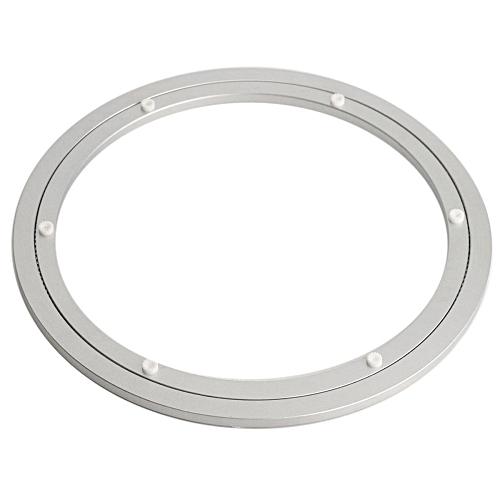 Heavy Duty Aluminium Round Rotating Bearing Turntable Turn Table Lazy Susan 300mmx8.5cm