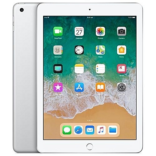 """IPad 6 (2018 Model) 9.7"""" With Wifi Cell - 128GB - Silver"""
