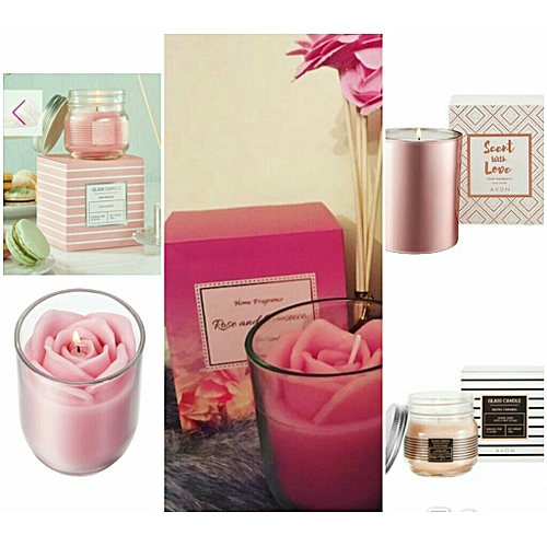 Scented Candles By Avon