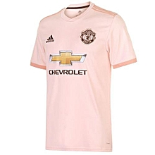 5e90e6319e1 Male Manchester United Away Shirt - 2018   2019