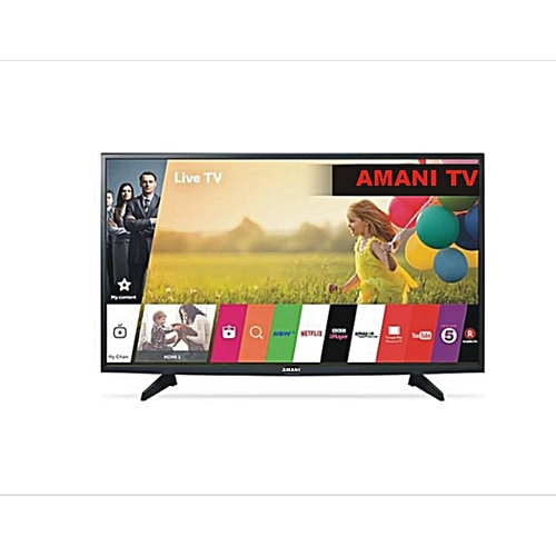 "Amani 32""INCHES FULL HD LED TV"