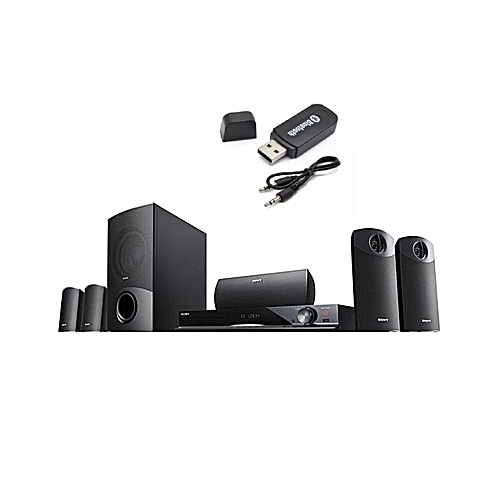 Sony DAV-DZ340K  Bluethooth Home Theatre