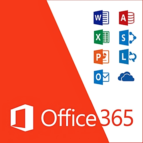 Microsoft Office 365 For Windows & Mac Pro Plus - 5 PC Devices