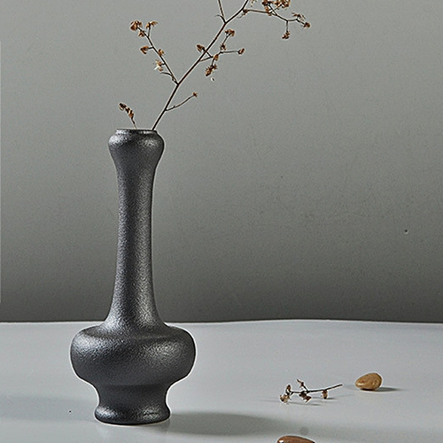 Porcelain Flower Ceramic Vase Home Office Decoration Art Crafts Style Vase Gift