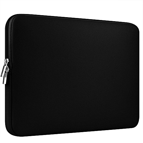15.6 Laptop Pouch Sleeve - Black