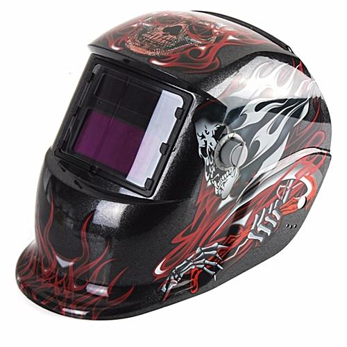 Pro Solar Auto Darkening Welding Helmet Arc Tig Mig Weld Welder Grinding Mask